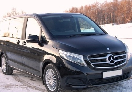 Mercedes-benz V-klass 15 г.в.