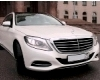 mercedes S klass W222 long такси мерседес