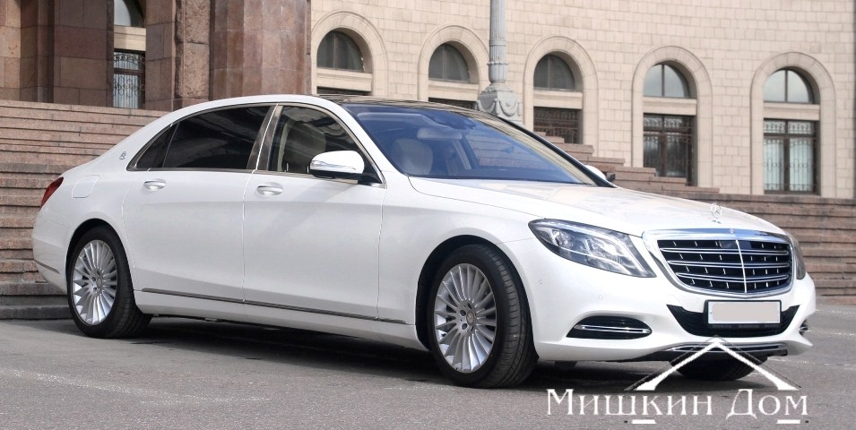 Mercedes-Maybach-S-Klass - ������ � ���������