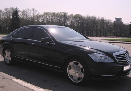 мерседес S350 Long new