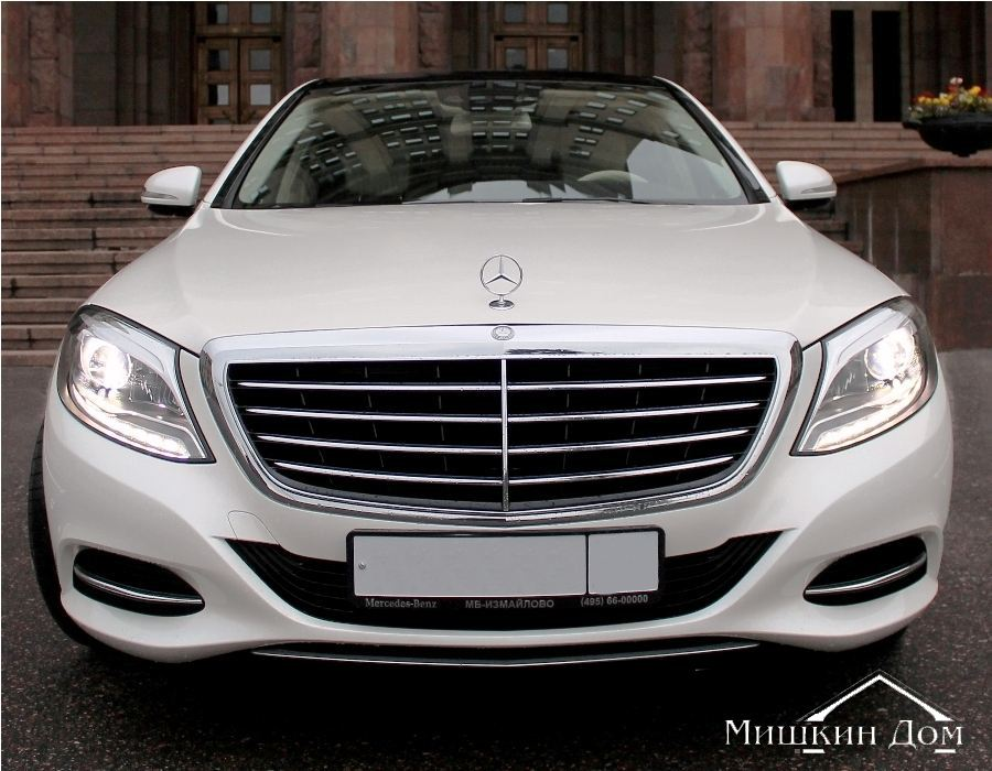 mercedes_S_klass_W222_фото 1