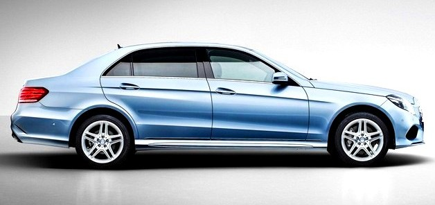 mercedes-benz E class long